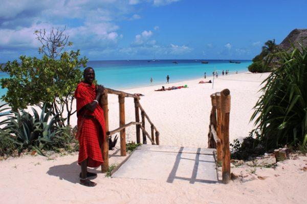 My Blue Hotel Zanzibar