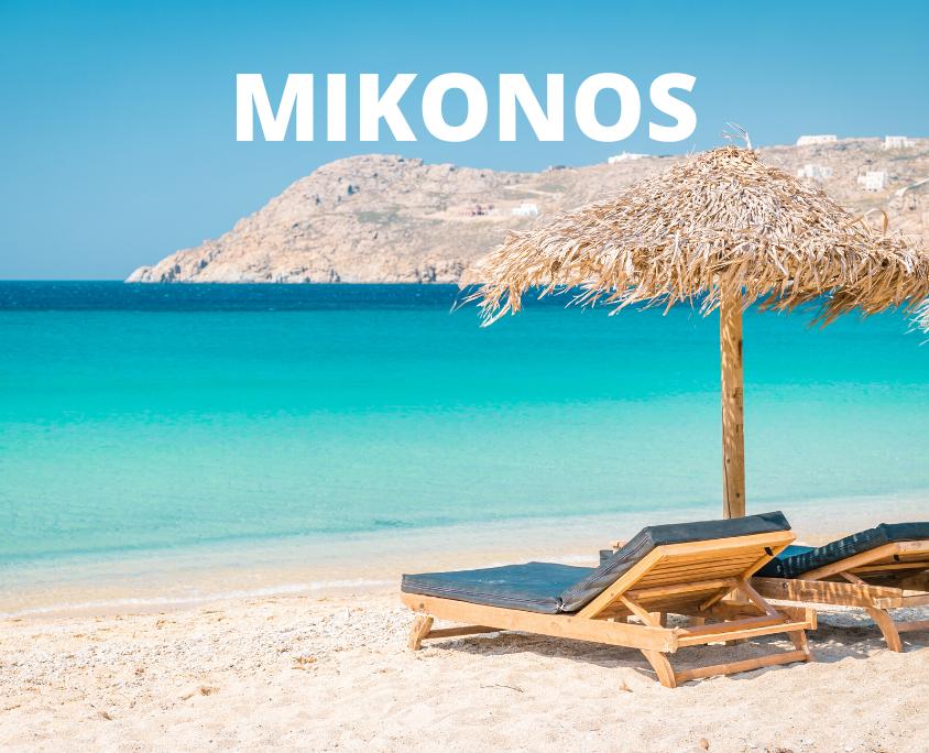 Vacanze Mikonos