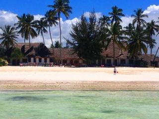 Simba Beach Hotel Zanzibar