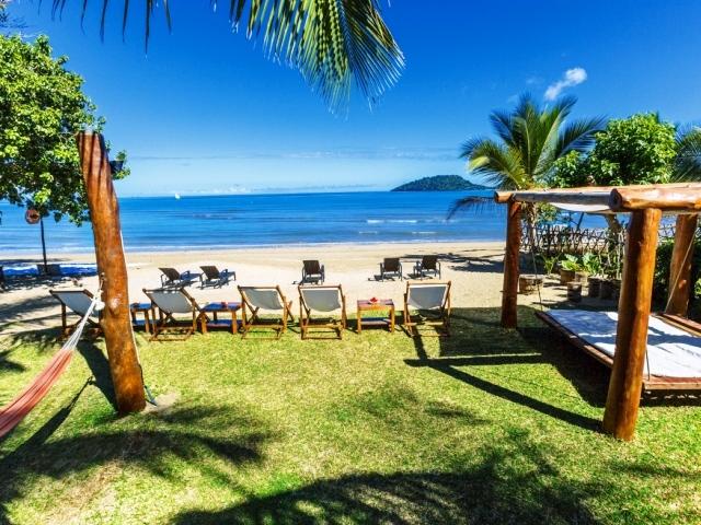 Aeroporto Nosy Be : Loharano hotel nosy be viaggi madagascar