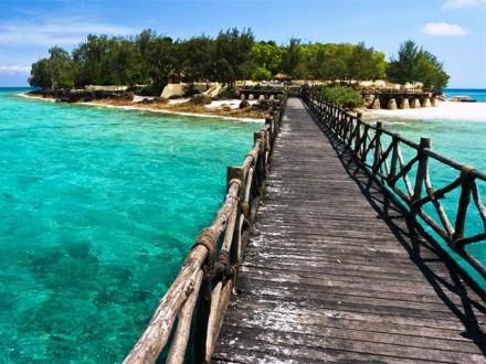 Changuu Island Paradise