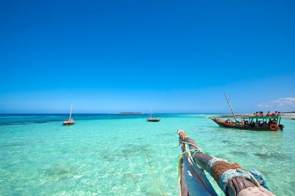 Zanzibar My Blue Hotel