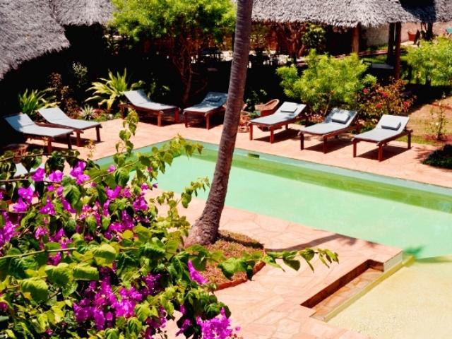 Villa kiva boutique hotel zanzibar matemwe haraka for Boutique hotel zanzibar