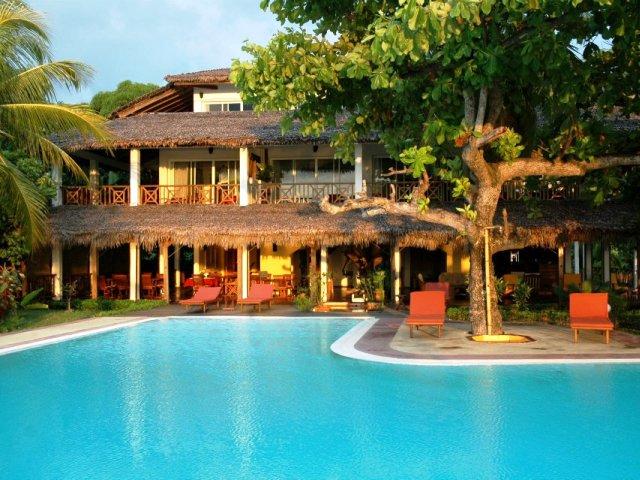 Hotel Arc En Ciel Nosy Be Viaggi Madagascar Volo