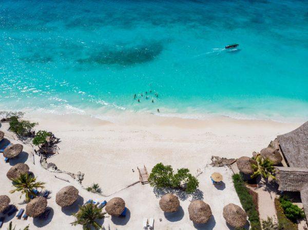 Baobab Beach Zanzibar