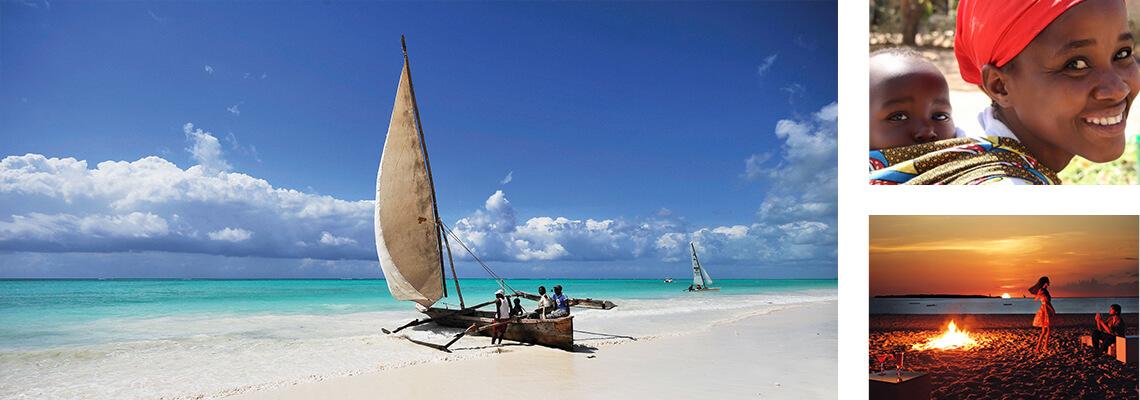 Viaggi Zanzibar Africa haraka viaggi