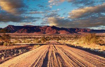 Viaggi in Namibia