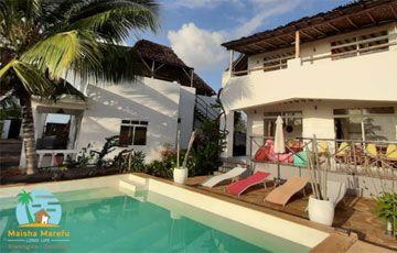 Appartamenti a Zanzibar